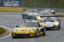 ADAC GT Masters - Regen vereitelt gute Platzierungen: Kein Wellness in Spa f�r Callaway Competition