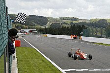 ADAC Formel Masters - Spa-Francorchamps