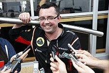 Formel 1 - Boullier ist skeptisch: Kann die doppelte-Punkteregel noch gekippt werden?