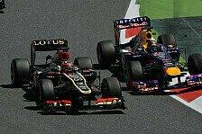 Formel 1 - Nicht alle Teams zufrieden: Lotus von Pirellis �nderungen entt�uscht