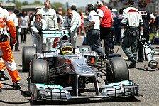 Formel 1 - Daf�r sind sie zu professionell: Wolff: Pirelli bevorzugt �berhaupt niemanden