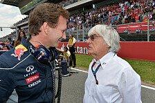 Formel 1 - Die einzig, vern�nftige L�sung: Horner als Ecclestone-Nachfolger gehandelt