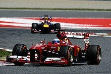 Formel 1 - Bilderserie: Spanien GP - Statistiken zum Rennen in Barcelona