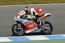 Moto3 - Aifholjagd endet auf dem 15. Platz: �ttl bejubelt ersten Punkt der Saison