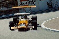 Formel 1 - Bilder: Formel 1 in Monaco: 50er & 60er