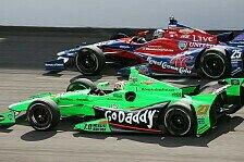 IndyCar - Castroneves tr�umt vom vierten Sieg: Indy 500: Andretti am dritten Tag Schnellster
