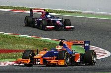 GP2 - Angriff aufs Monaco-Podium: Frijns f�hrt weiter f�r Hilmer Motorsport