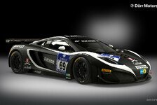 24 h Nürburgring - Dörr: Fünf Fahrzeuge beim Highlight