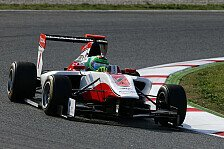 GP3 - �rger nach dem Rennen: Start-Ziel-Sieg f�r Conor Daly in Valencia