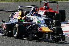 GP3 - Bilder: Barcelona - 1. & 2. Lauf
