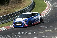 24 h Nürburgring - Hyundai schickt Sportcoupé Veloster