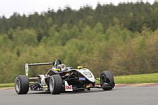 Formel 3 Cup - Serie fortgesetzt: Kirchh�fer am Sachsenring auf der Pole