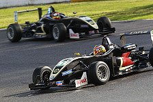 Formel 3 Cup - Harter �berholer aus Bogota: Meister-Team Lotus holt Kolumbianer