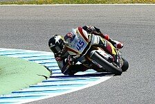 Moto2 - Zeitenjagd beginnt: Redding im ersten Frankreich-Training knapp vorn