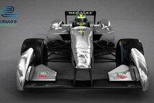 Formel E - Formel E: Rennen in Bangkok