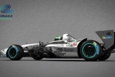 Formel E - Bilder: Der Formel-E-Bolide