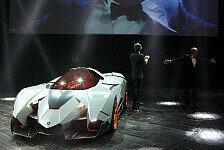 Auto - Lamborghini Egoista