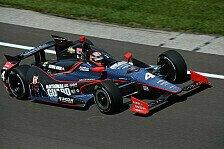 IndyCar - Das gr��te Rennen der Welt: Hildebrand startet beim Indy 500