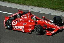 IndyCar - Keine gro�en Zwischenf�lle: Indy 500: Franchitti am f�nften Tag Schnellster