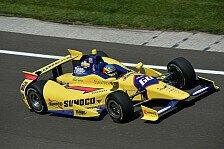 IndyCar - KV Racing setzt drittes Auto ein: Townsend Bell beim Indy 500 am Start