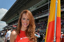Formel 1 - Bilder: Spanien GP - Girls