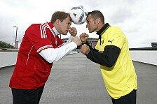 DTM - Glock dr�ckt Bayern die Daumen: Pokalfinale: Duell bis ins Fahrerlager