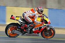MotoGP - Im Kampf um Q2: Marquez legt am Samstagmorgen vor