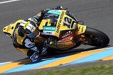 Moto2 - Ausfall in der vierten Runde: L�thi schreibt eine Null an