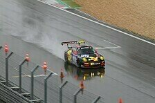 24 h N�rburgring - Junior-Team scheidet nach Defekt aus: Zw�lfter Platz f�r Haribo Racing