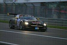 24 h N�rburgring - Gutes Zeitfahren f�r alle vier ROWE-Fahrzeuge: ROWE mit Qualifying zufrieden