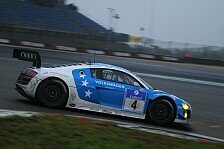 24 h Nürburgring - Phoenix Racing auf Pole-Position