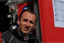 Rallye - Weiterer ERC-Einsatz für Kubica?