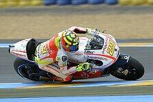 MotoGP - Iannone musste zur�ckschalten: Pirro f�hlte sich immer besser