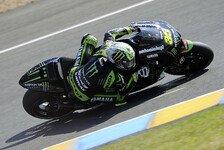 MotoGP - Bestes MotoGP-Ergebnis eingefahren: Crutchlow: Angeschlagen auf Platz zwei