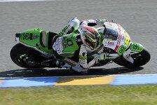 MotoGP - Staring ist halbwegs gl�cklich: Bautista: Ein schwieriger Tag