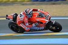 MotoGP - Ein Jahr zum Vergessen: R�ckblick: Ducati Corse