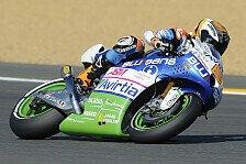 MotoGP - Aoyama nach zwei St�rzen angeschlagen: F�r Barbera l�uft es gut