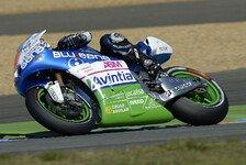 MotoGP - Keine Pause f�r den Japaner?: Aoyama will trotz Verletzung in Barcelona starten
