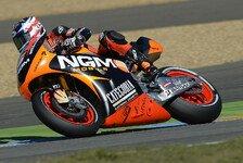 MotoGP - Corti braucht drastische �nderungen: Edwards hat ein super Gef�hl