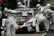 DTM - Eine �bergangsl�sung: Schon in Spielberg neue Reifenmarkierungen