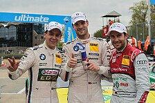 DTM - Bilderserie: Brands Hatch - Stimmen nach dem Qualifying