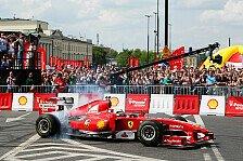 Formel 1 - Showrun in Warschau: Massas spezielle Monaco-Vorbereitung