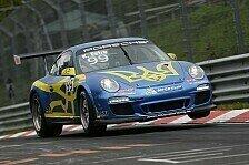 Carrera Cup - Zwei Eisen im Meisterschafts-Feuer: Doppelf�hrung f�r Attempto Racing
