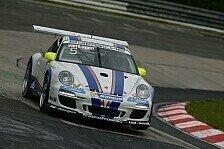 Carrera Cup - Ein Wochenende auf der Nordschleife: Videos - Porsche Carrera Cup in der Gr�nen H�lle