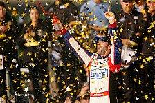 NASCAR - Kyle und Kurt Busch waren die gro�en Verlierer: Johnson gewinnt All-Star Race