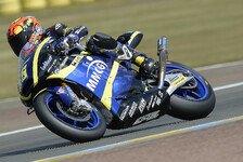 Moto2 - Di Meglio für mindestens einen Monat raus