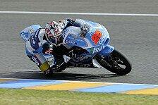 Moto3 - Salom Schnellster im Qualifying: Vinales verspielt Pole mit Highsider