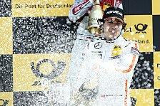 DTM - Mit Strategie-Coup zur Champagnerdusche: Wickens: Von 13 auf drei