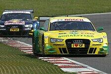 DTM - Positiver Saisonstart auch dank Auto: Mike Rockenfeller