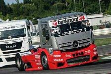 Mehr Motorsport - T�r, Seitenteil, Ru�filter - alles platt